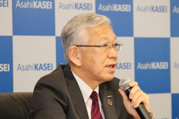 Asahi Kasei Focuses on Health Care Sector in Response to Changing Business Environment