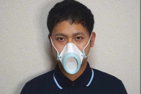 Mitsui Chemicals, Nagoya University Cut Down 90% of Nonwoven Fabric in Newly Developed 3D-Printed Mask