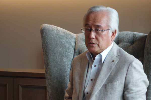 Interview: Nippon Paint Holdings CEO Masaaki Tanaka Discusses Outlook Upon Major Company Reforms