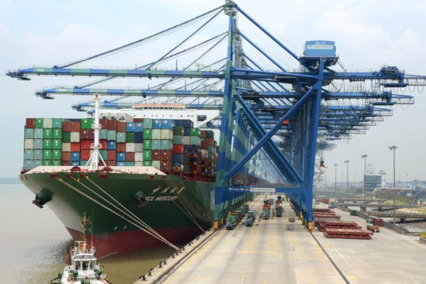 Asian Container Shortage Impacts Chemical Distribution