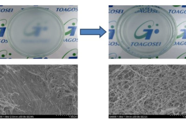 Toagosei Achieves Low-Cost Production of Single-Nano CNF