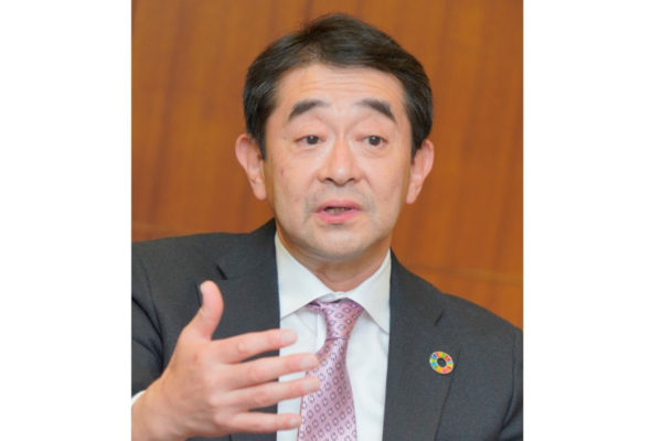 Interview: Mitsui Chemicals President Osamu Hashimoto Discusses Adaptions Amid Volatile Business Environment