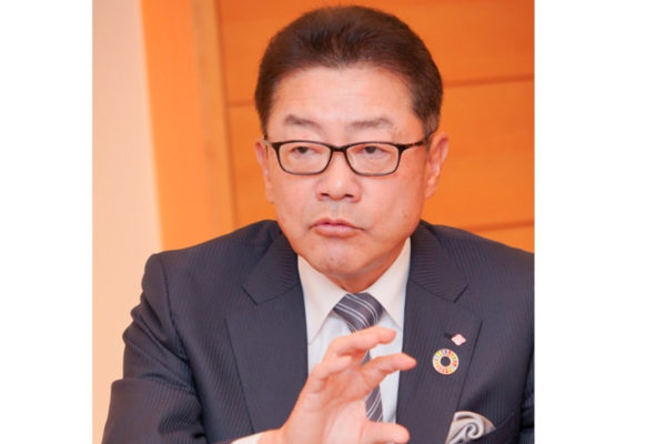 Interview: Sumitomo Chemical President Keiichi Iwata Talks Investments, Strategy