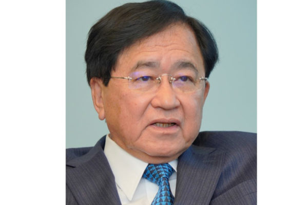 Interview: MCHC Chairperson Yoshimitsu Kobayashi Discusses Society's Pursuit of Carbon Recycling