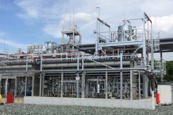 Toyo Engineering Aims to Commercialize Carbon-Free Technologies