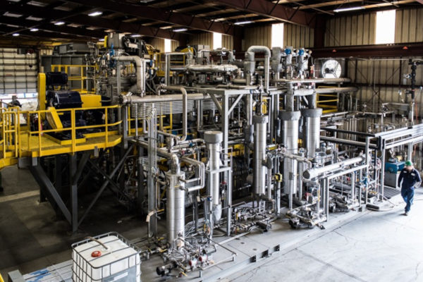 Western Companies Advance Chemical Recycling for PS