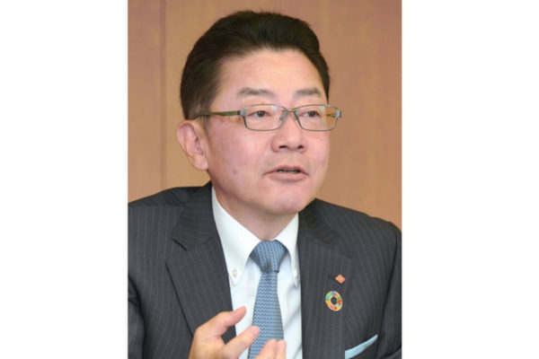 Sumitomo Chemical to Focus Management Resources on Environmental Efforts